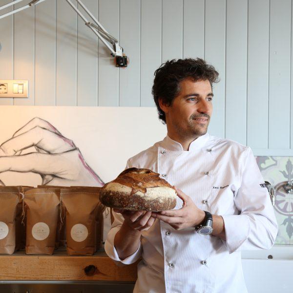 """Curso """"El pan artesano del siglo XXI"""" de Xevi Ramon en CREATIVE SIGNATURES"""