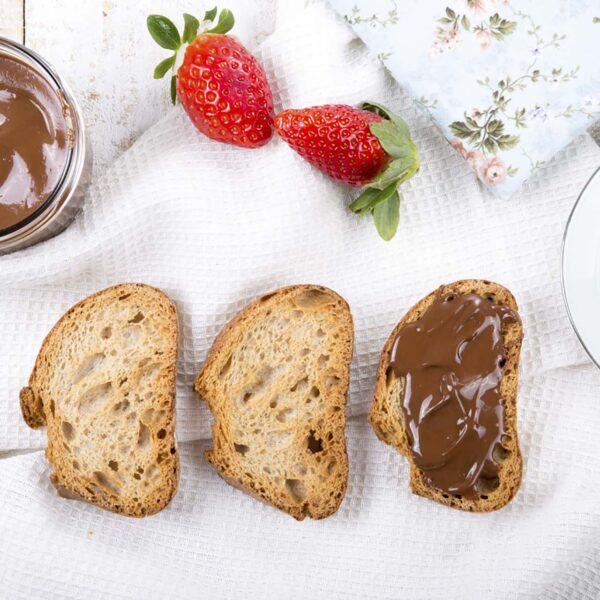 Crema de xocolata amb llet